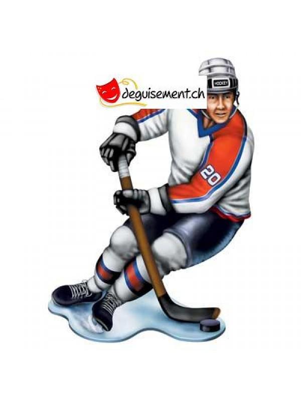 4 Cutouts Hockey