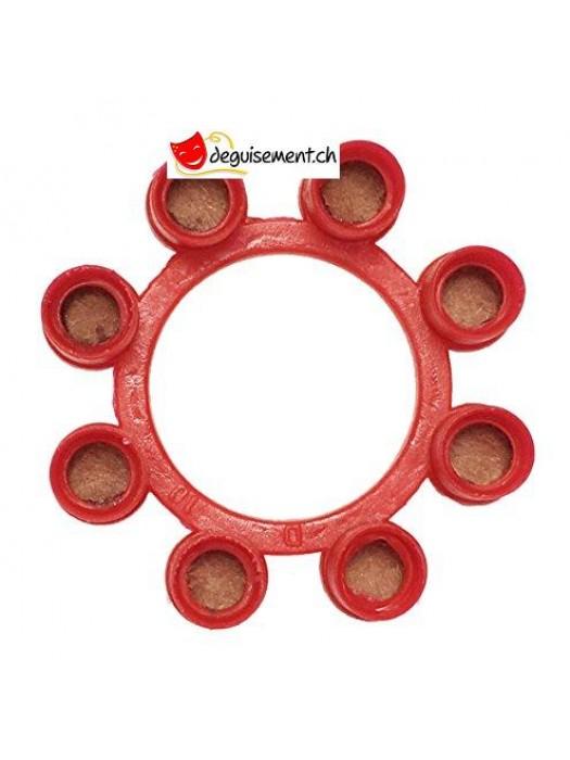 Amorces en plastique de 8 coups - 24 anneaux
