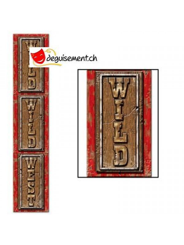Jointed Wild West Pull-Down