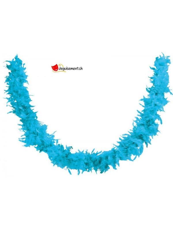 Boa turquoise 180 cm - 50g