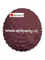 Boule Festonnée Chocolat