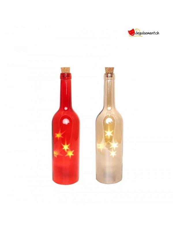 LED Star Fairy Swirl Bottle