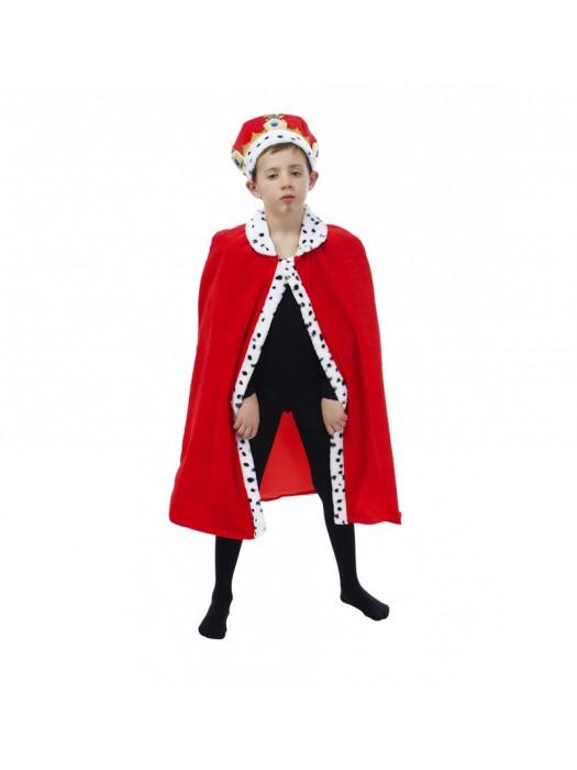 Déguisement cape roi - enfant