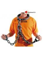 Chaine bagnard - prisonnier