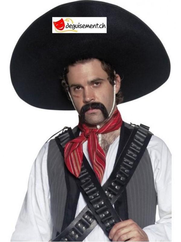 Chapeau Sombrero bandit Mexicain