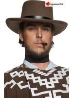 Chapeau vagabond brun adulte