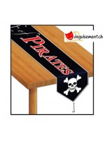 Chemin de table Pirates