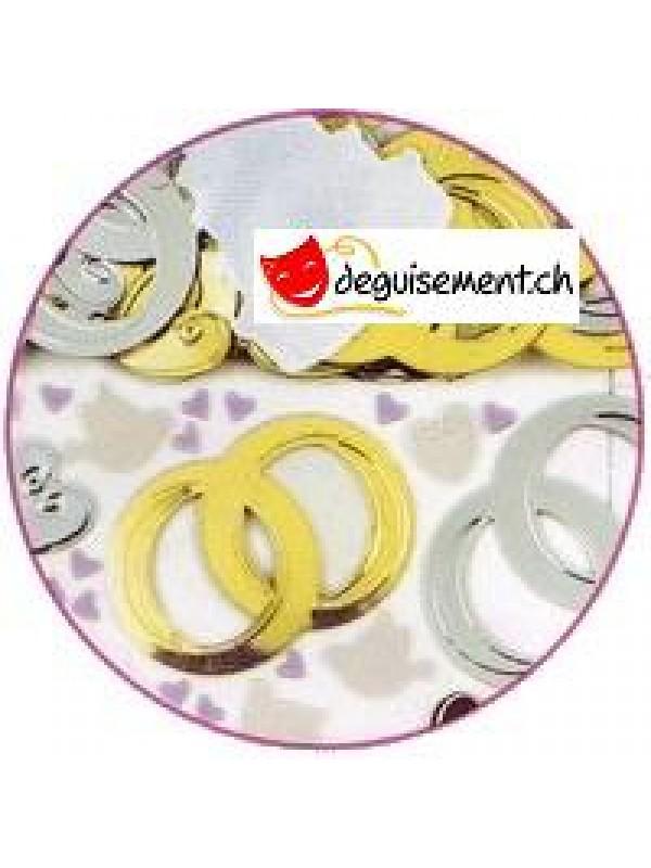 Confettis Cloches de Noces