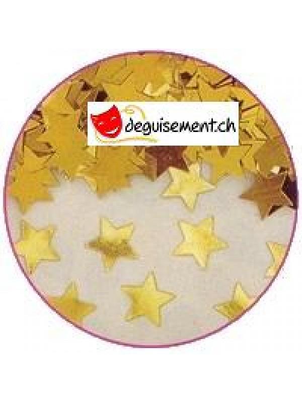 Confettis Etoiles Dorées