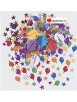 Confettis Etoiles Multicolores