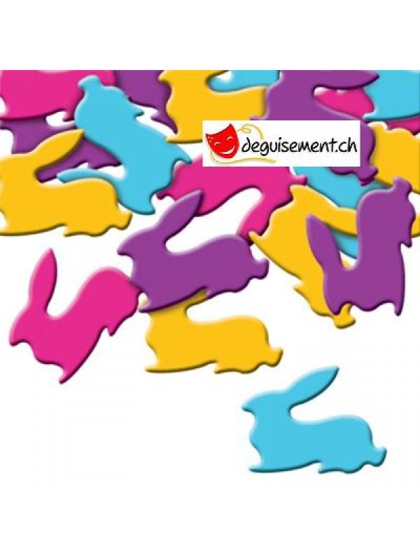 Confettis Lapins - Pâques