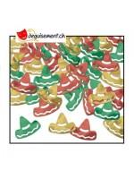 Confettis sombreros