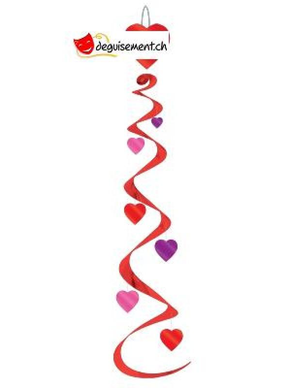 Décoration à Suspendre Coeur, mariage, Saint Valentin,...