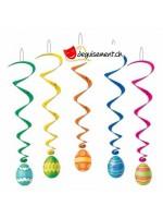 Décorations oeufs de Pâques