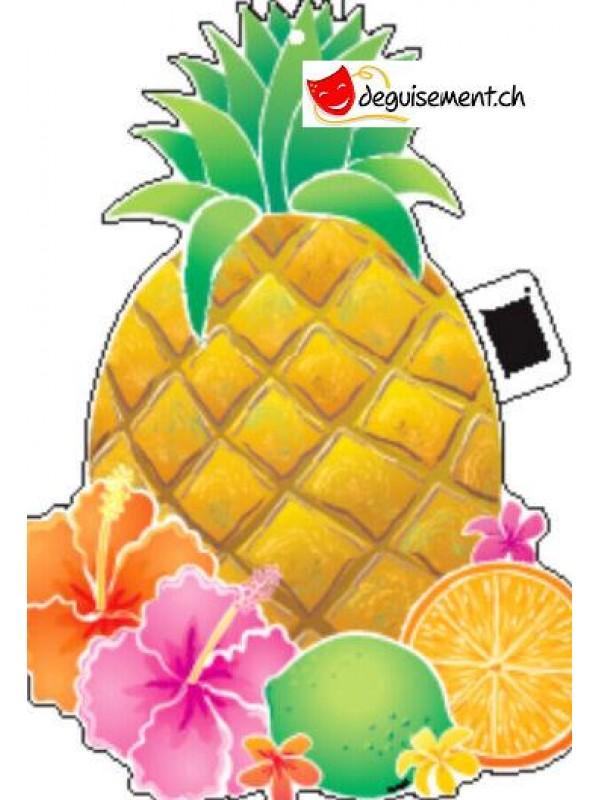 Découpe  Ananas - Cut out