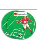 Découpe - cut-out football