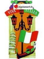 Decoupe - Cut-out Italie