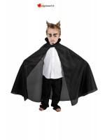 Deguisement cape enfant noir 85 cm