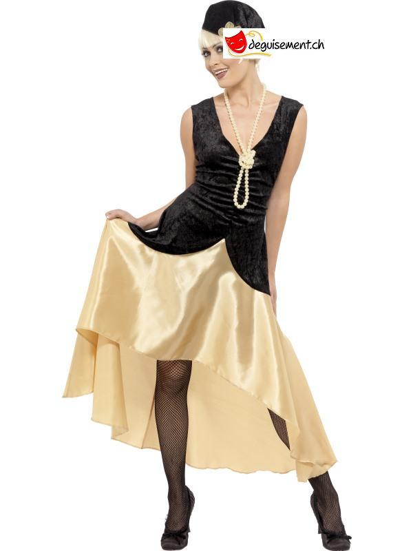 20s Gatsby Girl Costume