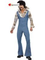 Disco Groovy Dancer Disguise for men