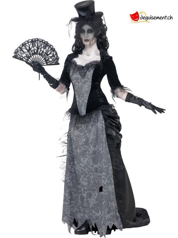 Ghost Town Black Widow Costume