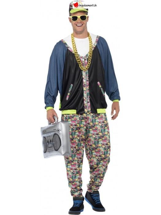 80s Hip Hop Costume