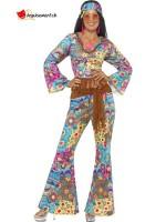 Hippie Flower Power Disguise
