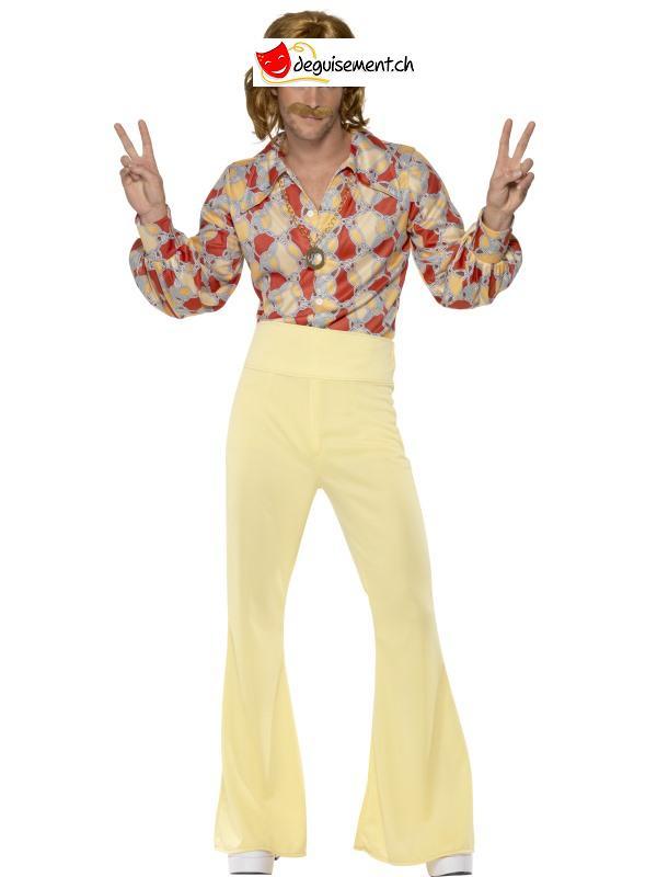 Groovy hippie disguise 1960's