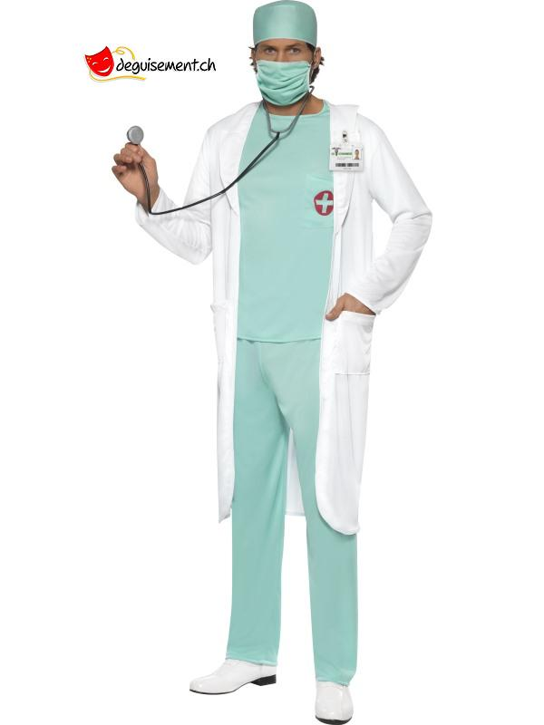 Doctor disguise