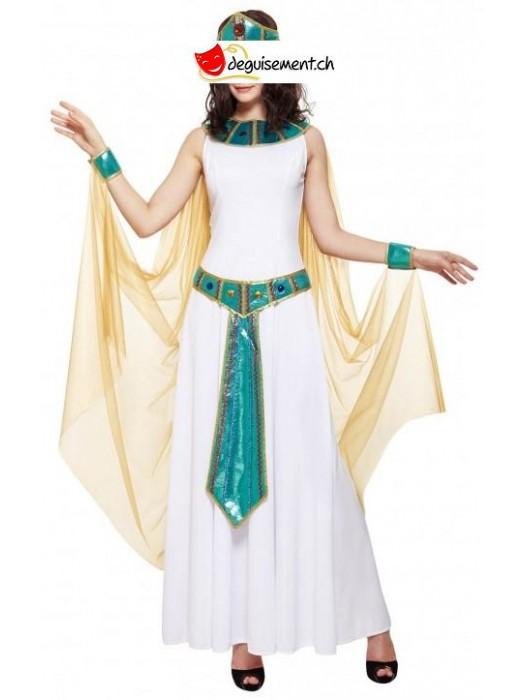 Deguisement pharaonne