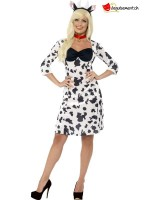 Cow costume for women