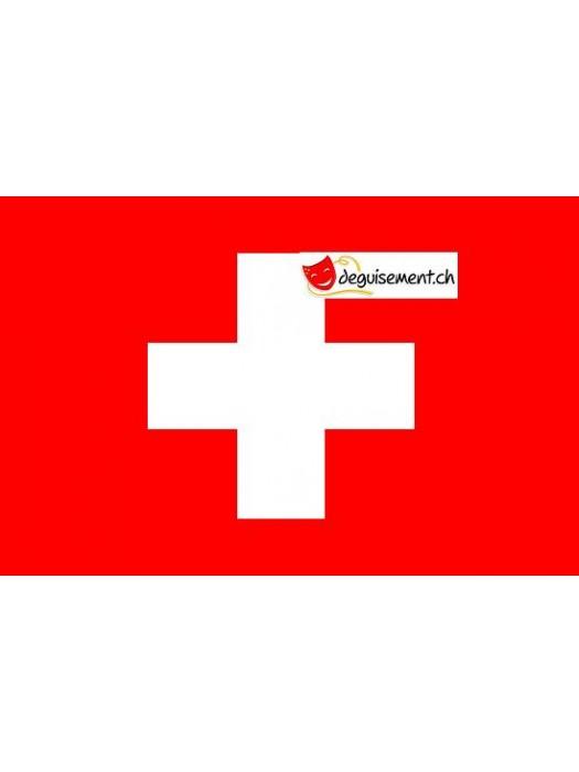 Drapeau Suisse 90x150cm