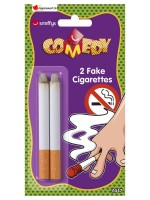 Fake Cigarettes, White