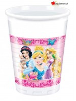 Gobelets Princesse Disney - 8 pièces