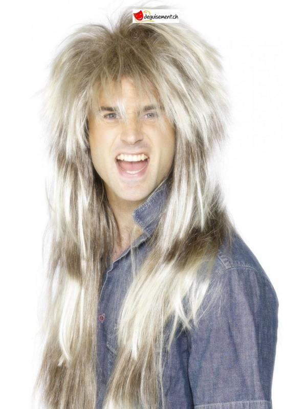 80s Mega Mullet Wig