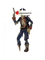 Pirate squelette 180cm