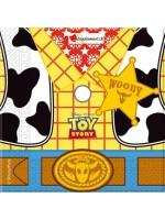 Serviettes Toy Story - 33x33cm - 20 pces